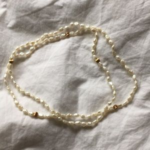 Jewelry - Fresh water pearl necklace